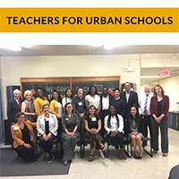 Teachers For Urban Schools